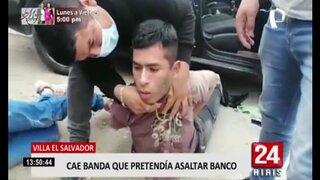 """VES: cae banda """"Los salvajes de Villa"""", que pretendía asaltar un banco"""