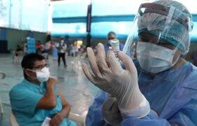 Perú bate récord de 1 millón de dosis aplicadas en apenas 9 días