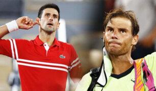 Novak Djokovic derrota a Rafael Nadal en un juego épico en el Roland Garros