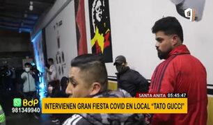 Fiestas COVID: Policía interviene a más de 130 personas durante el fin de semana