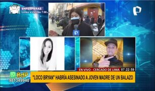 Joven madre asesinada de un balazo: 'Loco Bryan' es sindicado como responsable de muerte