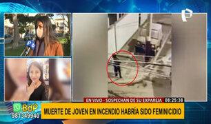 Presunto feminicidio en Ate: peritos habrían confirmado que se trató de un homicidio