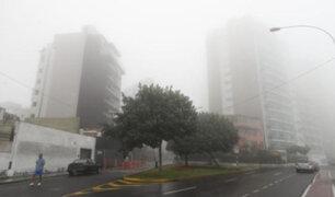 Senamhi: hoy se registró el día más frío en lo que va del año en Lima