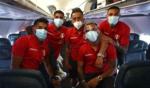!Todo listo! Selección peruana viajó a Brasil para disputar Copa América 2021