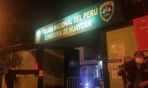 Huaycán: mujer es hallada muerta en su vivienda y su pareja es el principal sospechoso