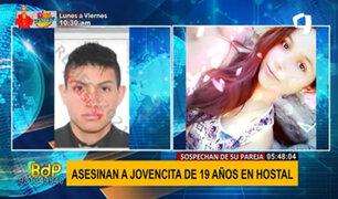 Feminicidio en Piura: jovencita de 19 años aparece muerta en hostal