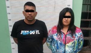 San Miguel: desbaratan banda dedicada a la microcomercialización de droga