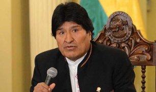 Covid-19: Morales justifica que su hija se haya vacunado sin respetar el cronograma establecido