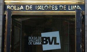 Bolsa de Valores de Lima cerró a la baja tras resultados de la ONPE al 100%