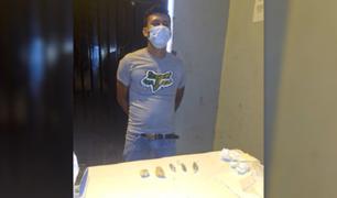 Pucallpa: sujeto intentó ingresar drogas al penal en presas de pollo y productos de aseo