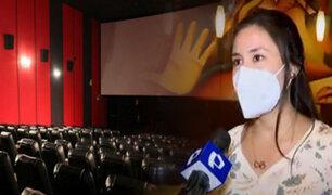 ¿Cuándo regresaremos a los cines?