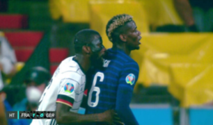 Eurocopa 2021: Rüdiger negó haber mordido a Pogba, pero reconoce error