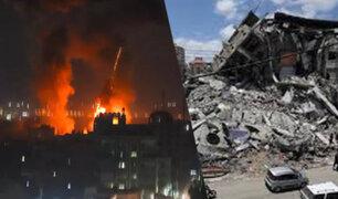 Israel lanza nuevos ataques aéreos sobre Franja de Gaza