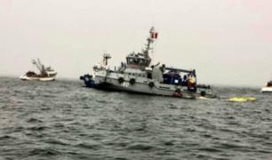 Ica: piden a autoridades intensificar búsqueda de 10 pescadores desaparecidos