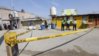 Comerciante es asesinada dentro de su minimarket tras denunciar tráfico de terrenos