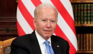 Biden asegura que ni él ni Putin quieren una Guerra Fría tras cumbre en Ginebra