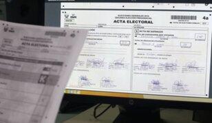Keiko Fujimori: Fuerza Popular presentó 10 apelaciones contra actas de proclamación de resultados