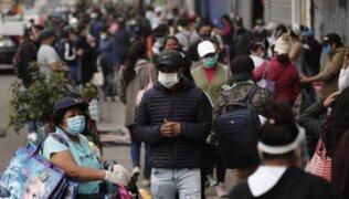 COVID-19: Gobierno asegura que la segunda ola de la pandemia en el Perú se encuentra en descenso