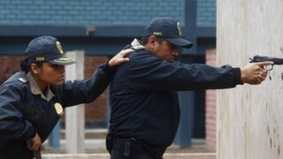 VES: policía abatió a delincuente que amenazó a efectivos con un arma