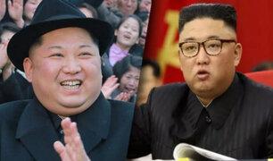 Kim Jong-un, más delgado de lo normal, anuncia escasez de alimentos en su país