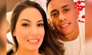 Esposa de Christian Cueva se pronuncia luego de que diera a conocer su separación