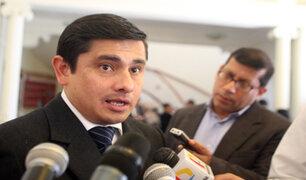 Virgilio Hurtado en conferencia de FP: pedimos que se verifique autenticidad de las firmas