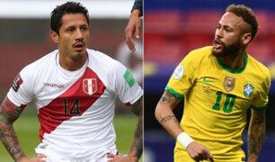 Perú vs. Brasil: Bicolor pierde 4-0 en su debut por la Copa América
