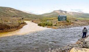 Cuenca de Llallimayo: habitantes realizarán paro por contaminación del río