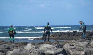 Cuatro inmigrantes mueren tras naufragar lancha cuando trataban de llegar a costas españolas