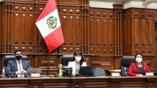 Debatirán moción de censura contra Mesa Directiva el 30 de junio