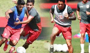 Selección Peruana lista para el duelo ante Colombia por la Copa América 2021