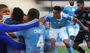 Sporting Cristal eliminó al Cusco FC en el torneo Copa Bicentenario
