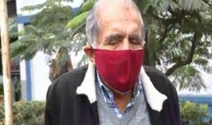 Surquillo: adulto mayor ofrece 1.000 dólares para que lo ayuden a ubicar la miniván que le robaron