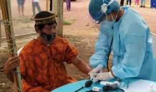 Amazonas: personal sanitario recorrerá comunidades nativas para vacunar contra la Covid-19