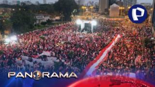 Segunda vuelta de marchas: simpatizantes de ambos partidos participan en manifestaciones en el país