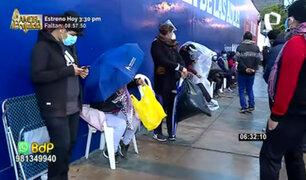 SJL: adultos de 58 años empiezan a ser vacunados desde hoy