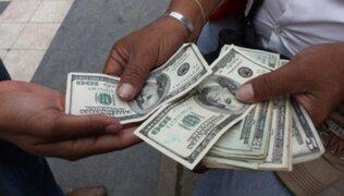 Dólar en Perú: tipo de cambio se muestra volátil al inicio de sesión este miércoles