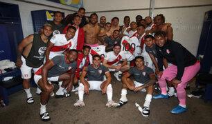 """Tras vencer 2 – 1 a Colombia: """"somos un equipo unido que lucha hasta el final"""", tuiteó Lapadula"""