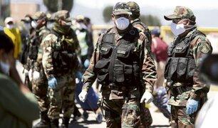 COVID-19: Desde hoy queda suspendido el transporte desde y hacia Arequipa