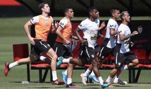 Copa América 2021: Blanquirroja entrenó con la mira puesta en el cotejo frente a Ecuador