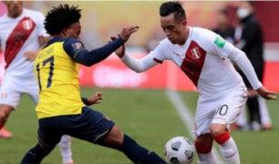 Perú vs. Ecuador EN VIVO: Bicolor empata 2-2 por la fecha 4 de la Copa América