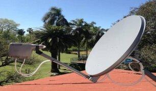 Anuncian la implementación de internet satelital en más de 1300 colegios de la Amazonía peruana