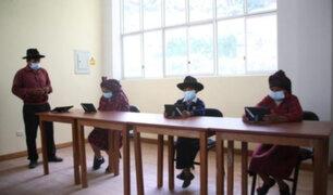 Más de 56,500 estudiantes han logrado retornar al servicio educativo semipresencial