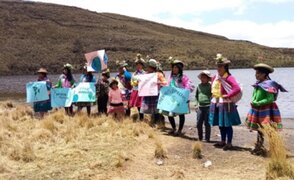 Recolectan firmas para que la ONU reconozca el derecho de los niños a un medio ambiente saludable