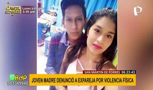 SMP: madre fallece en incendio, pero familia sospecha de su expareja