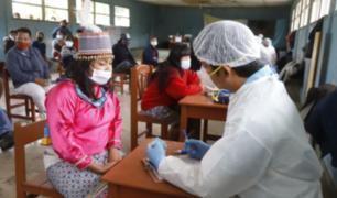 Ucayali registra descenso de más del 80% en nuevos casos COVID-19