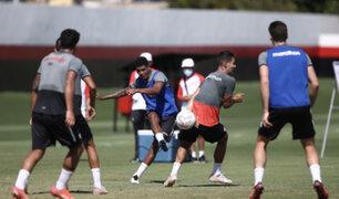 Copa América: selección peruana entrenó y quedó lista para enfrentar a Ecuador