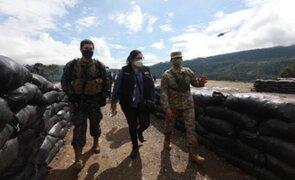 San Miguel del Ene: inauguran base contraterrorista donde SL asesinó a 16 personas