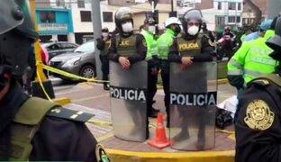Los Olivos: extranjero muere tras ser embestido por auto que se habría pasado la luz roja