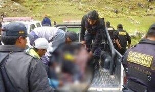 La Libertad: matan a pedradas a un hombre en caserío de Otuzco
